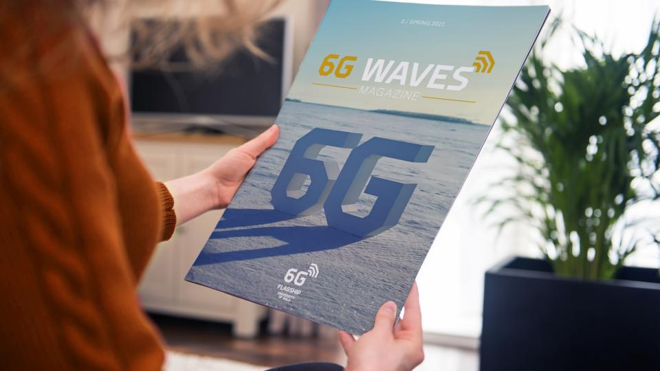 The latest 6G magazine informs and inspires