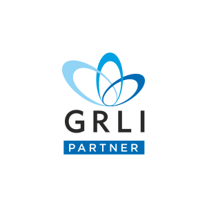 The Globally Responsible Leadership Initiative (GRLI) partner logo