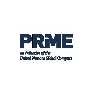 Principles for Responsible Management Education (PRME) logo