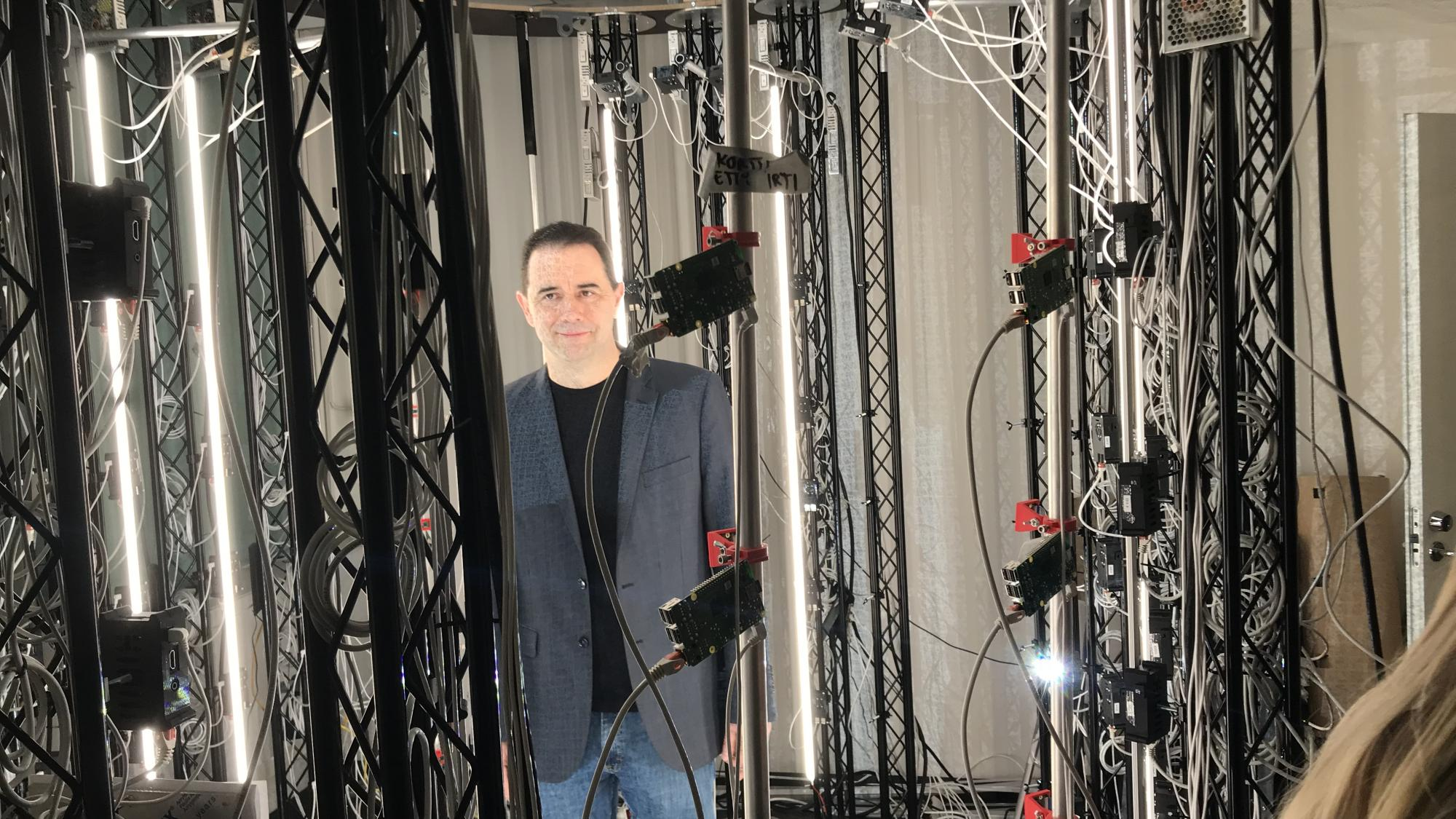Steven LaValle received significant ERC funding to build the foundations of perception engineering